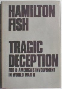 Hamilton Fish joins Herbert Hoover, John Toland, Robert Stinnett, and John Koster, in laying the foundation for the damning case against Roosevelt and his Red Agent advisors like Harry Dexter White, who set up the Pearl Harbor tragedy and everything that followed.