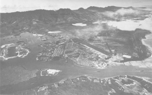 October 1940:  Hickam AFB, Pearl Harbor, Ford Island, and Battleship Row in Peace, while FDR and Harry Dexter White plot World War II.