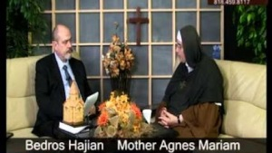 Bedros Hajian interviews Mother Agnes Miriam on Events in Syria.